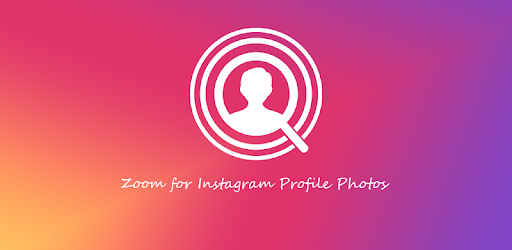 Zoom for Instagram Profile Photos pc screenshot