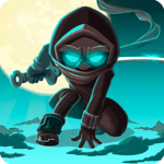 Ninja Dash - Shinobi Warrior: Run, Jump & Slash icon
