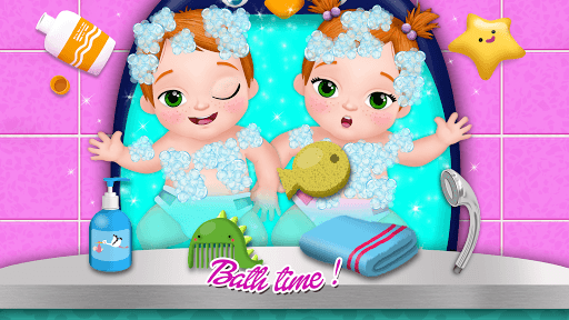My New Baby 2 - Twins! APK screenshot 1