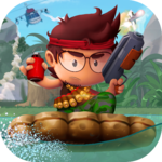 Ramboat - Offline Jumping Shooter and Running Game icon