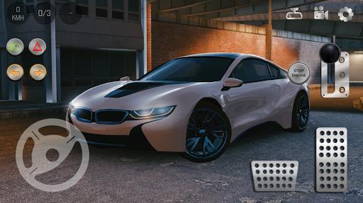 Real Car Parking 2 : Driving School 2018 APK screenshot 1