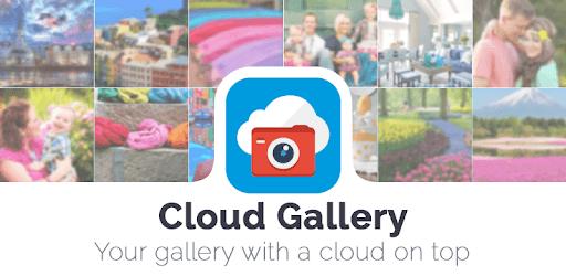 Cloud Gallery pc screenshot