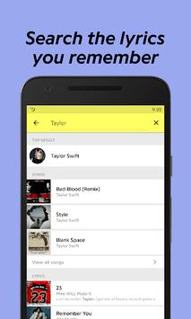 Genius — Song Lyrics & More APK screenshot 1