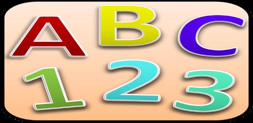 Alphabet & Number for Nursery pc screenshot