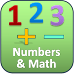 Preschool kids : Number & Math APK icon