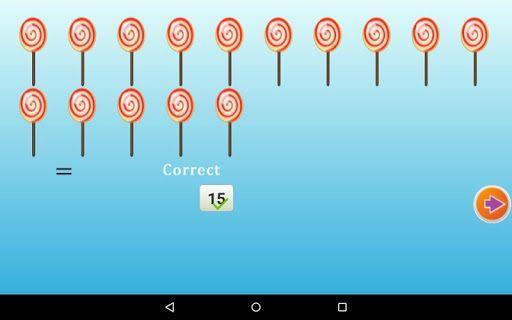 Preschool kids : Number & Math APK screenshot 1