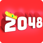 2048 Daily Challenges - Best pastime & brain game icon