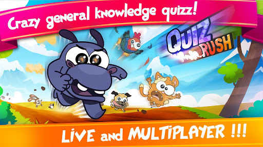 Quiz Rush APK screenshot 1