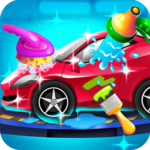 Car Beauty Salon - Crazy Garage icon