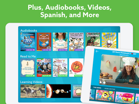 Epic! Unlimited Books for Kids APK screenshot 1