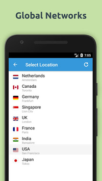 Free VPN Unlimited Proxy By FishVPN APK screenshot 1