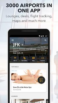FLIO - The Global Airport App APK screenshot 1