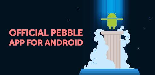 Pebble pc screenshot