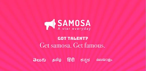 Samosa India: Free Videos WhatsApp Status share pc screenshot