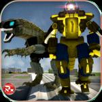 Dino Robot Transformation icon