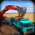 Loader Crane & Hill Truck Dump icon