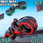 Mega Ramp Bike Race: Bike Stunt Impossible Game icon