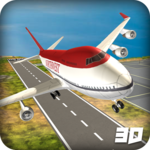 Aeroplane Simulator Flight icon