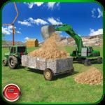Tractor Farm & Excavator Sim icon
