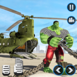 Incredible Monster Russian Army Prisoner Transport APK icon