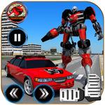 Limo Robot Transformation: Transform Robot Games icon
