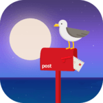 Daily Postcard icon