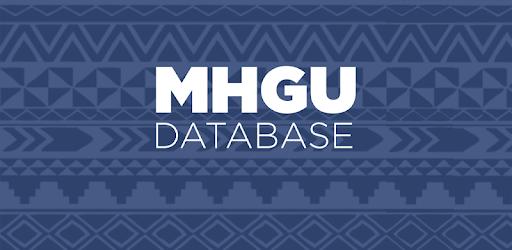 MHGU Database pc screenshot