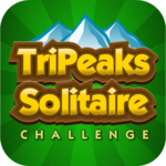 TriPeaks Solitaire Challenge icon