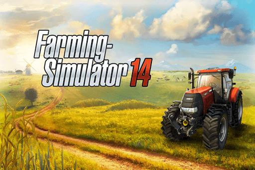 Farming Simulator 14 APK screenshot 1