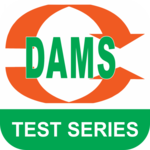 DAMS TEST SERIES for pc icon