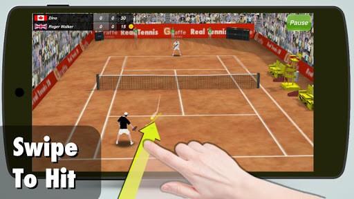 Tennis Champion 3D APK screenshot 1