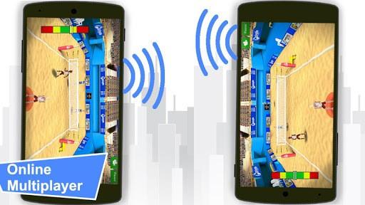 Volleyball Champions 3D APK screenshot 1