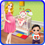 Newborn  Baby -  Mommy  Games icon
