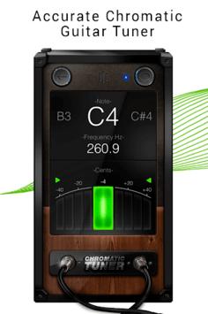 Chromatic Guitar Tuner Free: Ukulele, Bass, Violin APK screenshot 1