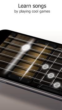 Real Guitar Free - Chords, Tabs & Simulator Games APK screenshot 1
