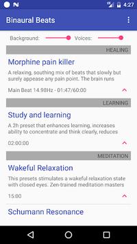 Binaural Beats APK screenshot 1