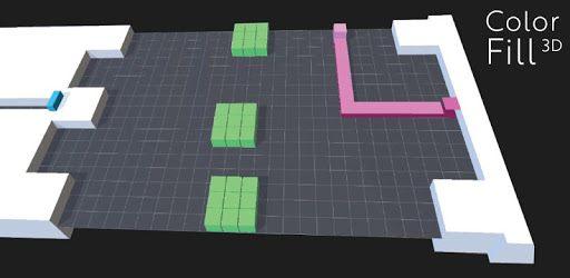 Color Fill 3D pc screenshot