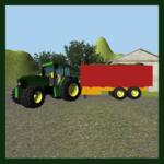 Tractor Simulator 3D: Silage icon