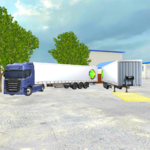 Truck Parking Simulator 3D: Factory icon
