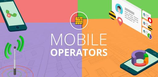 Mobile operators pc screenshot