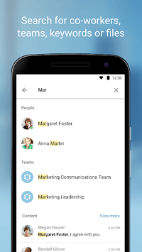 RingCentral APK screenshot 1