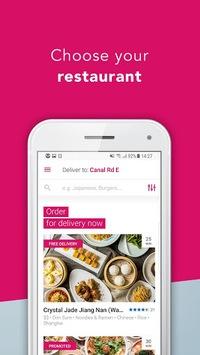 foodpanda - Local Food Delivery APK screenshot 1