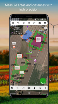 Measure Map Lite APK screenshot 1