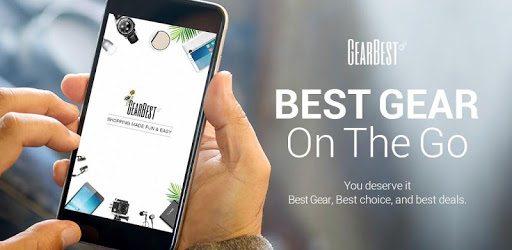 GearBest Online Shopping pc screenshot