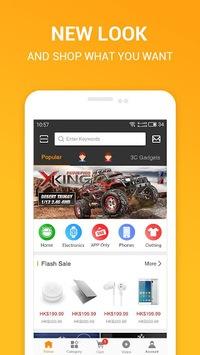 GearBest Online Shopping APK screenshot 1