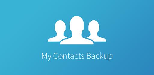 MCBackup - My Contacts Backup pc screenshot