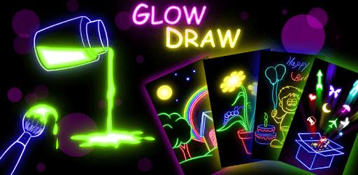 Glow Draw pc screenshot
