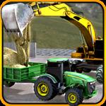 Concrete Excavator Tractor Sim for pc icon