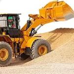 Tractor Sand Excavator Operate icon