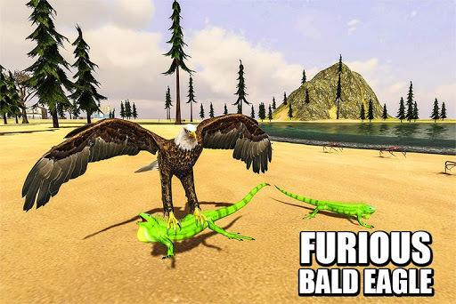 Furious Eagle Family Simulator APK screenshot 1